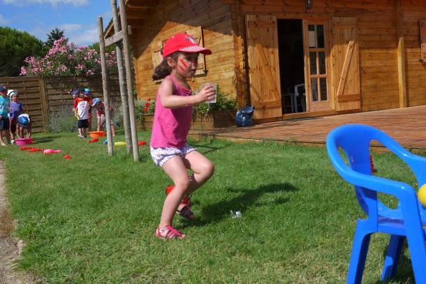 Ferienhaus Camping Parc Bellevue - Mh Bornéo 2Ch 4pers + Terrasse (2257851), Valras Plage, Mittelmeerküste Hérault, Languedoc-Roussillon, Frankreich, Bild 12