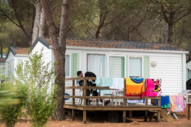 Ferienhaus Camping Parc Bellevue - Mh Bornéo 2Ch 4pers + Terrasse (2257851), Valras Plage, Mittelmeerküste Hérault, Languedoc-Roussillon, Frankreich, Bild 18