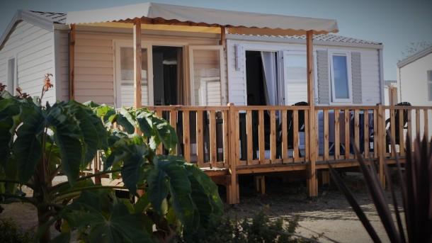 Ferienhaus Camping Parc Bellevue - Mh Chamarel 2Ch 4pers Clim + Terrasse (2257852), Valras Plage, Mittelmeerküste Hérault, Languedoc-Roussillon, Frankreich, Bild 16