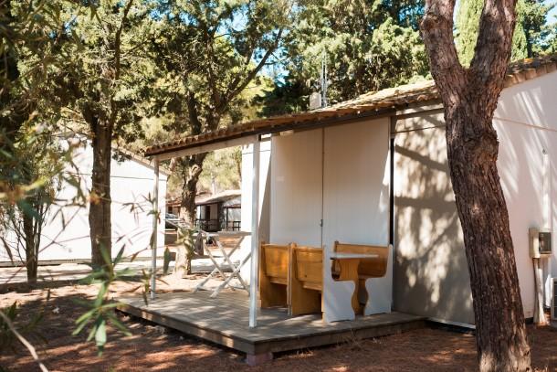 Ferienhaus Camping Parc Bellevue - Bungalow 2Ch 4pers + Terrasse (2257854), Valras Plage, Mittelmeerküste Hérault, Languedoc-Roussillon, Frankreich, Bild 18