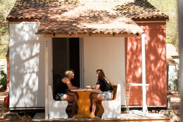 Ferienhaus Camping Parc Bellevue - Bungalow 2Ch 4pers + Terrasse (2257854), Valras Plage, Mittelmeerküste Hérault, Languedoc-Roussillon, Frankreich, Bild 19