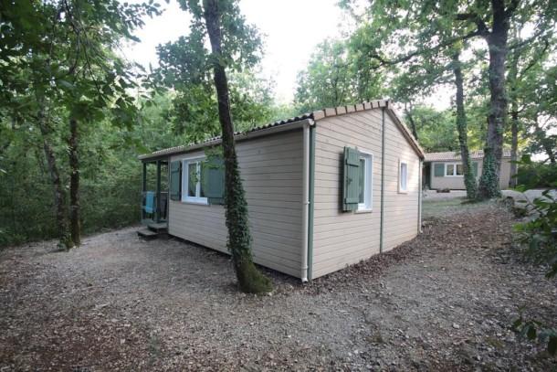 Holiday house Camping Au Bois Dormant - Chalet (2329246), Chauffour sur Vell, Corrèze, Limousin, France, picture 12