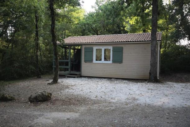 Holiday house Camping Au Bois Dormant - Chalet (2329246), Chauffour sur Vell, Corrèze, Limousin, France, picture 13