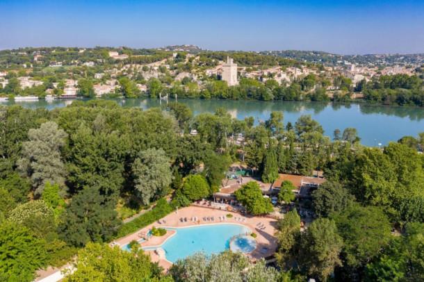 Holiday house Camping du Pont d'Avignon - Mobil-home Super Mercure Access (2258317), Avignon, Vaucluse, Provence - Alps - Côte d'Azur, France, picture 2