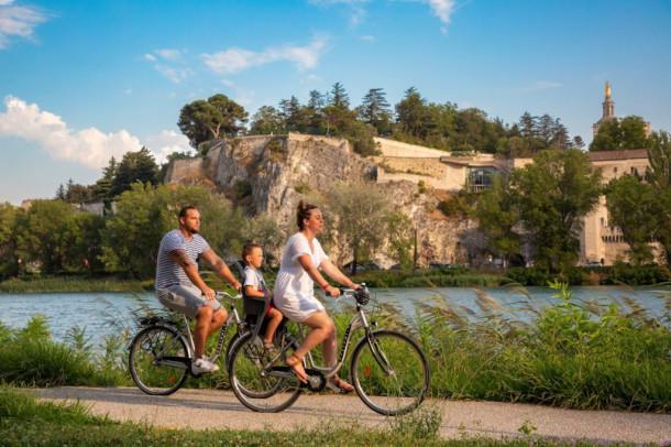 Holiday house Camping du Pont d'Avignon - Mobil-home Super Mercure Access (2258317), Avignon, Vaucluse, Provence - Alps - Côte d'Azur, France, picture 6