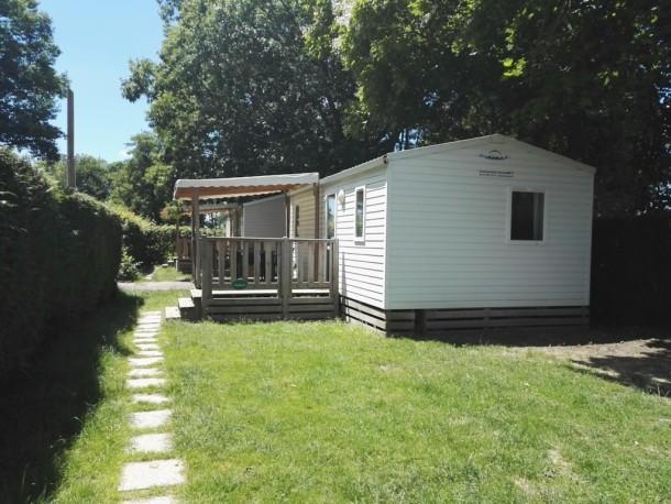 Ferienhaus Camping de la Porte d'Arroux - Mobil-home Super Mercure Access 2015 (2258323), Autun, Saône-et-Loire, Burgund, Frankreich, Bild 6