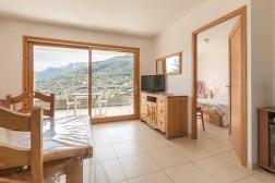 Location vacances Briançon - Résidence Belvedere Du Prorel - Appartement - 4 personnes - 2 pièces - 1 chambre - Photo N°1