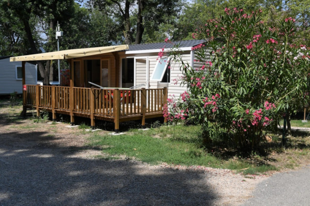 Holiday house Parc Bellevue - Mobil-Home Venus (2 adultes + 2 enfants de - 13 ans) (2339017), Cannes la Bocca, Côte d'Azur, Provence - Alps - Côte d'Azur, France, picture 3