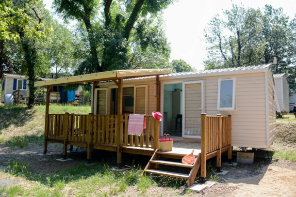 Holiday house Parc Bellevue - Mobil-Home Venus (2 adultes + 2 enfants de - 13 ans) (2339017), Cannes la Bocca, Côte d'Azur, Provence - Alps - Côte d'Azur, France, picture 5
