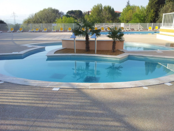 Holiday house Parc Bellevue - Mobil-Home Venus (2 adultes + 2 enfants de - 13 ans) (2339017), Cannes la Bocca, Côte d'Azur, Provence - Alps - Côte d'Azur, France, picture 9