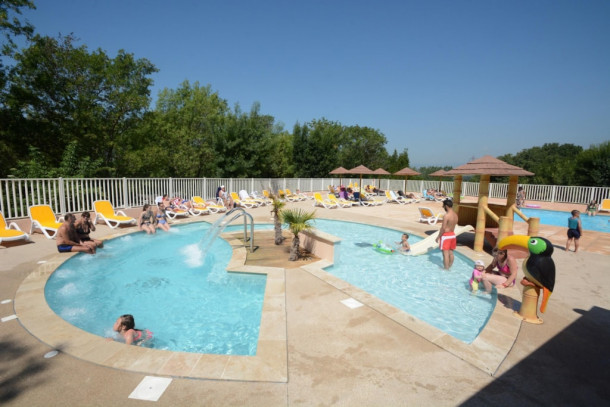 Holiday house Parc Bellevue - Mobil-Home Venus (2 adultes + 2 enfants de - 13 ans) (2339017), Cannes la Bocca, Côte d'Azur, Provence - Alps - Côte d'Azur, France, picture 10