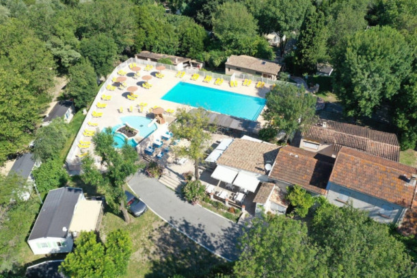 Holiday house Parc Bellevue - Mobil-Home Venus (2 adultes + 2 enfants de - 13 ans) (2339017), Cannes la Bocca, Côte d'Azur, Provence - Alps - Côte d'Azur, France, picture 11