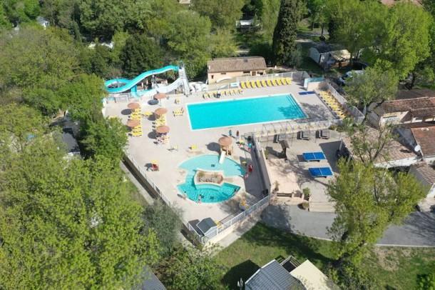 Holiday house Parc Bellevue - Mobil-Home Evasion (2 adultes + 4 enfants de - 13 ans) (2339018), Cannes la Bocca, Côte d'Azur, Provence - Alps - Côte d'Azur, France, picture 1