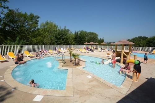 Holiday house Parc Bellevue - Mobil-Home Evasion (2 adultes + 4 enfants de - 13 ans) (2339018), Cannes la Bocca, Côte d'Azur, Provence - Alps - Côte d'Azur, France, picture 2