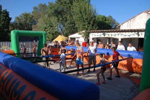 Holiday house Parc Bellevue - Mobil-Home Evasion (2 adultes + 4 enfants de - 13 ans) (2339018), Cannes la Bocca, Côte d'Azur, Provence - Alps - Côte d'Azur, France, picture 10