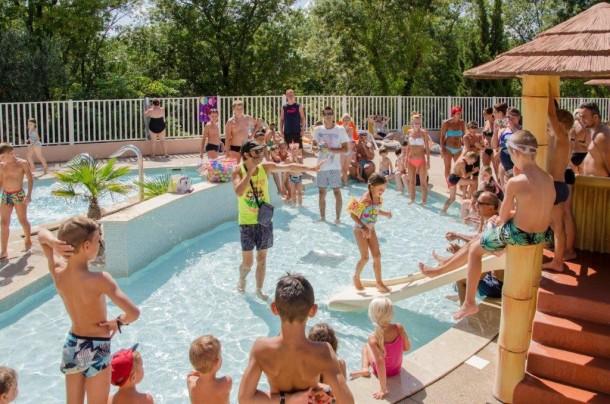 Holiday house Parc Bellevue - Mobil-Home Evasion (2 adultes + 4 enfants de - 13 ans) (2339018), Cannes la Bocca, Côte d'Azur, Provence - Alps - Côte d'Azur, France, picture 12
