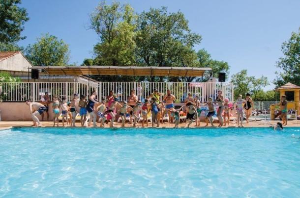 Holiday house Parc Bellevue - Mobil-Home Evasion (2 adultes + 4 enfants de - 13 ans) (2339018), Cannes la Bocca, Côte d'Azur, Provence - Alps - Côte d'Azur, France, picture 14