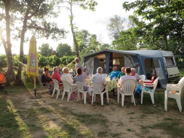 Ferienhaus Camping La Rouvière Les Pins - Bungalow-Mobil (2282064), Vagnas, Ardèche-Drôme, Rhône-Alpen, Frankreich, Bild 8