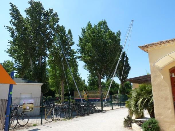 Ferienhaus Camping Domaine de la Yole 5* - Mobil-home Confort - 2 chambres - 5/6 personnes (2259185), Valras Plage, Mittelmeerküste Hérault, Languedoc-Roussillon, Frankreich, Bild 7