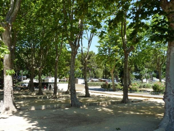 Ferienhaus Camping Domaine de la Yole 5* - Mobil-home Confort - 2 chambres - 5/6 personnes (2259185), Valras Plage, Mittelmeerküste Hérault, Languedoc-Roussillon, Frankreich, Bild 13