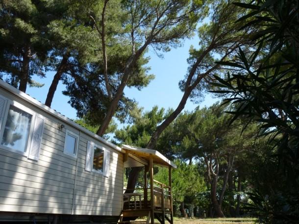 Ferienhaus Camping Domaine de la Yole 5* - Mobil-home Confort - 2 chambres - 5/6 personnes (2259185), Valras Plage, Mittelmeerküste Hérault, Languedoc-Roussillon, Frankreich, Bild 20