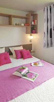 Ferienhaus Camping Domaine de la Yole 5* - Mobil-home Confort - 2 chambres - 5/6 personnes (2259185), Valras Plage, Mittelmeerküste Hérault, Languedoc-Roussillon, Frankreich, Bild 21