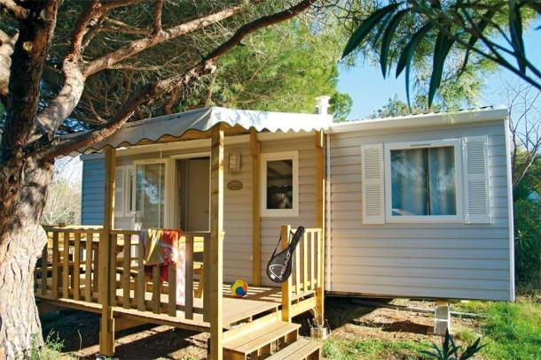 Holiday house Camping Le Fréjus - Mobilhome FLORUS CONFORT+ 36m² (3 chambres) +Clim +TV (2260341), Fréjus, Côte d'Azur, Provence - Alps - Côte d'Azur, France, picture 5