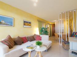 Location vacances Le Lavandou - Appartement - 2 personnes - 2 pièces - 1 chambre - Photo N°1