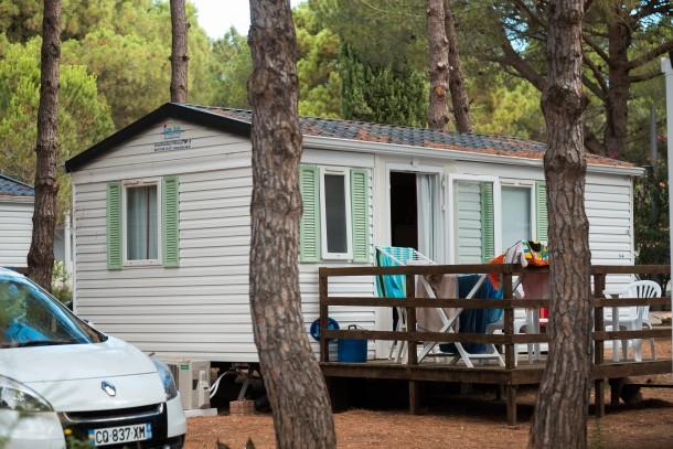 Ferienhaus Camping Parc Bellevue - Mh Bornéo 2Ch 4pers clim + Terrasse (2260554), Valras Plage, Mittelmeerküste Hérault, Languedoc-Roussillon, Frankreich, Bild 16