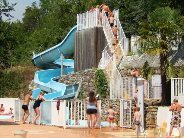Ferienhaus CAMPING LES FAUVETTES - Chalet COTTAGE 3 chambres samedi /samedi (2262585), Anduze, Gard Binnenland, Languedoc-Roussillon, Frankreich, Bild 6