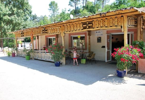 Ferienhaus CAMPING LES FAUVETTES - Chalet NEMO Samedi/Samedi (2262586), Anduze, Gard Binnenland, Languedoc-Roussillon, Frankreich, Bild 10