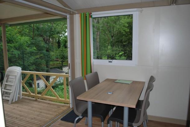 Ferienhaus CAMPING LES FAUVETTES - Chalet NEMO Samedi/Samedi (2262586), Anduze, Gard Binnenland, Languedoc-Roussillon, Frankreich, Bild 19