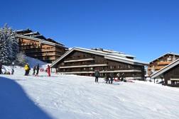 Location vacances Méribel Mottaret - Résidence Roc de Tougne - Appartement - 2 personnes - 1 pièce - Photo N°1