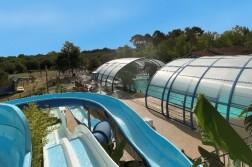 Location vacances Aureilhan - CAMPING LANDES BLEUES - Mobil Home - 2 personnes - 2 pièces - 1 chambre - Photo N°1