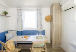 Location vacances Thonon les Bains - Camping Saint Disdille - Mobil Home - 6 personnes - 3 pièces - 2 chambres - Photo N°1