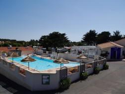 Location vacances Brem sur Mer - Camping Le Brandais 3* - Mobil Home - 6 personnes - 3 pièces - 2 chambres - Photo N°1