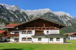 Location vacances Leutasch - Appartement - 2 personnes - 1 pièce - Photo N°1