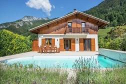 Location vacances Le Biot - Villa - 10 personnes - 6 pièces - 5 chambres - Photo N°1