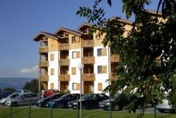 Location vacances Evian les Bains - Appartement - 5 personnes - 2 pièces - 1 chambre - Photo N°1
