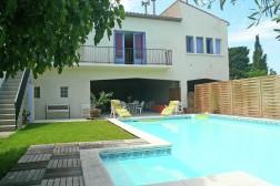 Location vacances Talairan - Maison - 7 personnes - 4 pièces - 3 chambres - Photo N°1