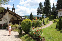 Location vacances Le Thillot - Chalet - 2 personnes - 1 pièce - Photo N°1