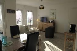 Location vacances Saint Gilles Croix de Vie - Appartement - 4 personnes - 2 pièces - 1 chambre - Photo N°1