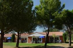Location vacances Sallèles d'Aude - Maison - 4 personnes - 2 pièces - 1 chambre - Photo N°1