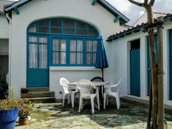 Location vacances Saint Jean de Monts - Appartement - 2 personnes - 2 pièces - 1 chambre - Photo N°1