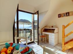 Location vacances Crozon - Appartement - 4 personnes - 3 pièces - 2 chambres - Photo N°1