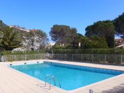 Location vacances Saint Aygulf - Appartement - 2 personnes - 2 pièces - 1 chambre - Photo N°1
