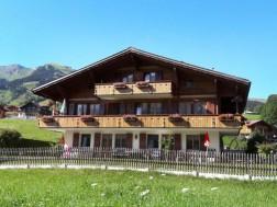 Location vacances Grindelwald - Appartement - 2 personnes - 1 pièce - Photo N°1