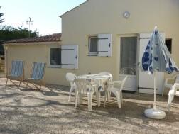 Location vacances Barbâtre - Maison - 3 personnes - 2 pièces - 1 chambre - Photo N°1