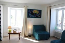 Location vacances La Rochelle - Appartement - 2 personnes - 1 pièce - Photo N°1
