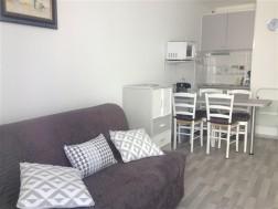 Location vacances Les Sables d'Olonne - Appartement - 2 personnes - 1 pièce - Photo N°1